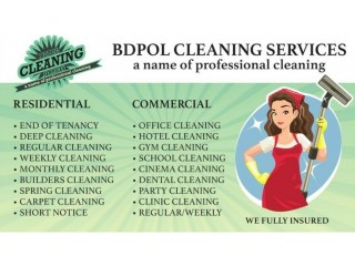 End of Tenancy Deep clean ???? Professional Services ???? Short Notice Cleaning ????