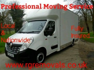 Removals also man and van service house clearances also long distance