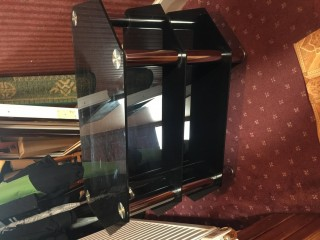 FREE TV GLASS CABINET