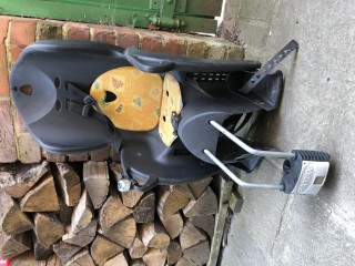Child seat for bike