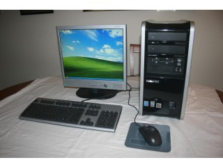Packard Bell Desktop XP SP3