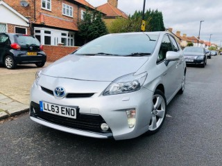 TOYOTA PRIUS T-SPIRIT 2013 UK MODEL FULLY LOADED HPI CLEAR NOT AURIS BMW 330E MERCEDES E350E LEXUS