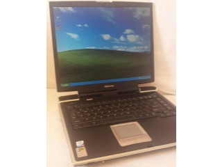 Toshiba Satellite Pro A10 Laptop , Pentium M, 1.90GHz, 512MB RAM, 30GB HDD.