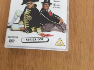 Two ronnies dvd