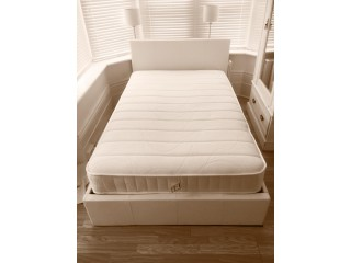 Free to collector. Small double bed (4 foot wide). Brand new. BEXHILL
