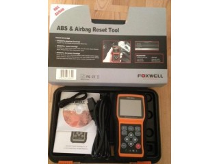 Foxwell NT630 Pro ABS SAS Airbag & Airbag Crash Data Reset with Live Data Activation& Coding