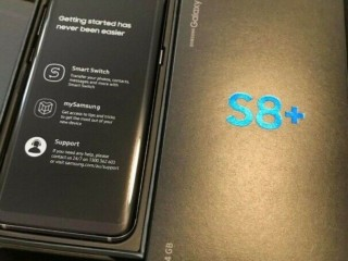 SAMSUNG S8 PLUS ✅ VISIT MY SH*P ✅ PERFECT GIFT ✅ UNLOCKED ✅ WARRANTY + RECEIPT