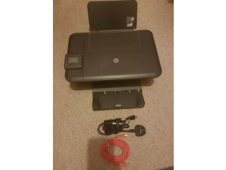 HP Deskjet 3050A All in One Colour Printer and Scanner