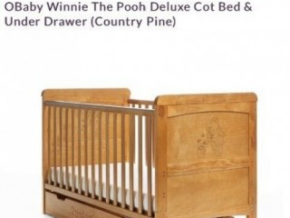 3 piece furniture Winnie the Pooh set
