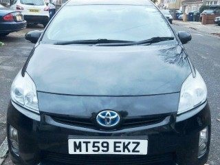 TOYOTA PRIUS 2010 LOW MILEAGE PCO READY HYBRID 1.8 ELECTRIC AUTOMATIC UBER READY CAR BLACK