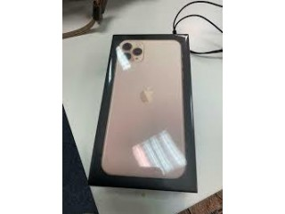 IPhone 11 pro max brand new sealed
