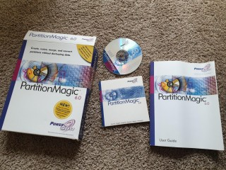 PartitionMagic 6.0 by PowerQuest