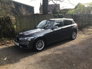 BMW 116D SE 5/DR 61/REG WITH S/HISTORY