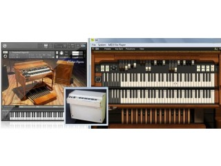 Mellotron and real Mellotron samples VST