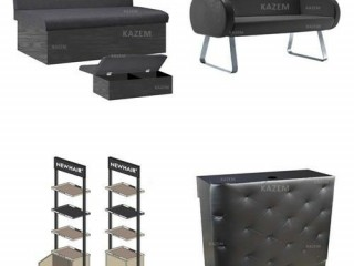 New Salon Mirror Sale | Hairdressing styling station, furniture and chairs