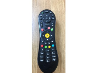 Virgin tv remote and receiver