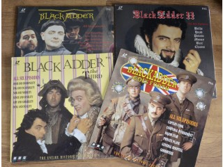 LASERDISCS - MINT CONDITION call for list