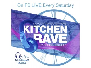Sussex DJ Graham Meeres (From the Saturday Kitchen Rave)