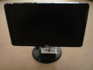 Monitor Flat Screen