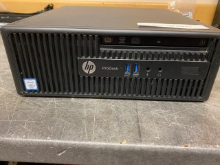 HP i7 Desktop computer for sale