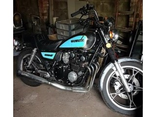 1981 Yamaha GS 650 GL US Custom. Imported from US in 1993