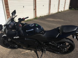 Kawasaki EX 250 2012 very clean with service history. Only selling due to health.
