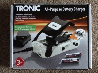 All Purpose Battery Charger