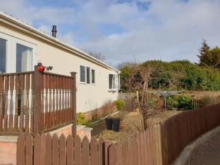 Lodge for Sale with Garage. Egremont West Cumbria near Lake District and Coast