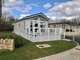 2017 lodge for sale in the cotswolds