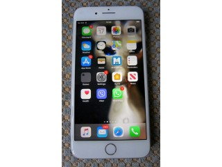 Apple iPhone 8 Plus - 64GB - Silver (Unlocked) Excellent Condition