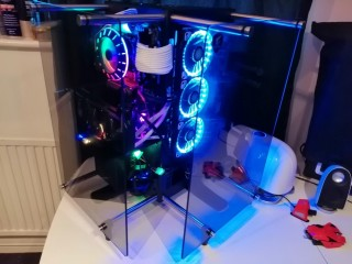 TT Thermaltake new system