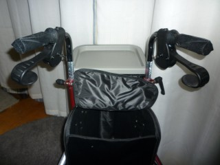Invacare Walker. Delta3 Wheeled. Excellent condition, very little used. Can Post
