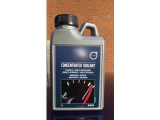 Genuine Volvo Concentrated All Year Coolant/Antifreeze 1 Litre.