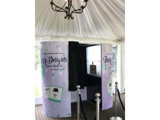 Photo Booth Hire, Weddings, Birthdays, Corporate Events & Much More