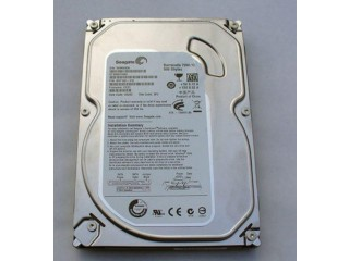 Seagate 500GB desktop sata hard drives