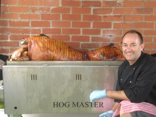Hog Roast and BBQ Caterers - Wow !