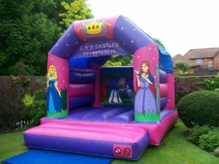 C&S Bouncy castles