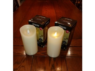 Imitation candle - brand new- REDUCED!