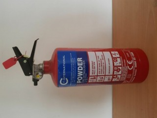 Dry Powder Fire Extinguisher. 2Kg