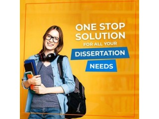 UK's Leading Dissertation Writing Help