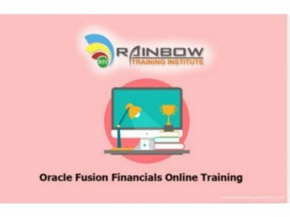 Oracle Fusion Financials Online Training | Oracle Fusion Financials Training | Hyderabad