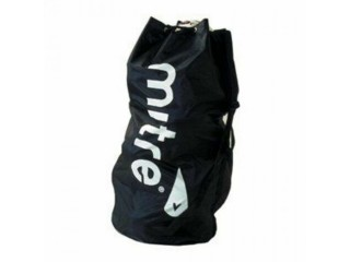 Football Ball Bag Carrier With Shoulder Strap (NEW)