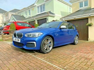 2016 BMW M135i 5 Door Blue Hatch M Sport