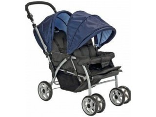Cuggl Elm Forward Facing Twin Pushchair