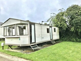 Pre owned holiday home for sale