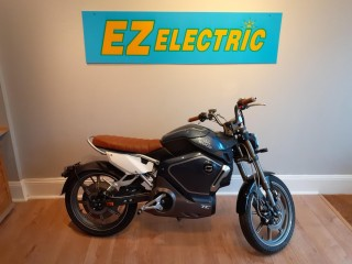 100% Electric Motorbike Super Soco 2020