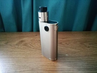 Jaybo Wismec Noisy Cricket II 2 Vape Mod Kit + Wismec Inde Remix RDA Stainless Steel