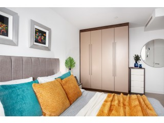 LUXURY ONE BEDROOM STAY IN Shoreditch Square - ALL BILLS INCLUDED + INTERNET! FLEXIBLE TERMS!!