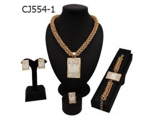 24k gold fashion jewelry
