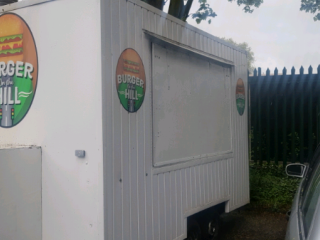 Catering Trailer / Burger Van. Eltham, London